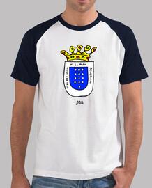 Escudo Medina del Campo (Blanca y Mangas Azules)