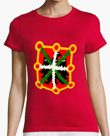Camiseta Escudo Nafarroa Arrano Beltza