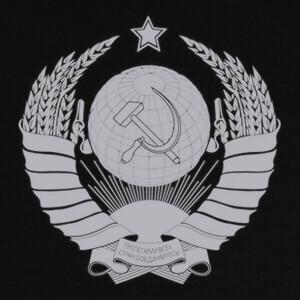 Camisetas Escudo URSS