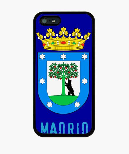 Funda iPhone Escudo Villa de Madrid