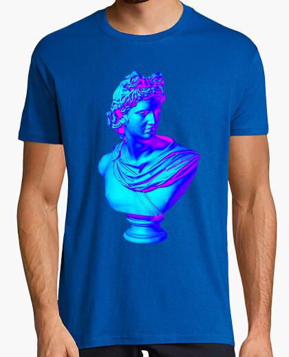 Camiseta escultura cool