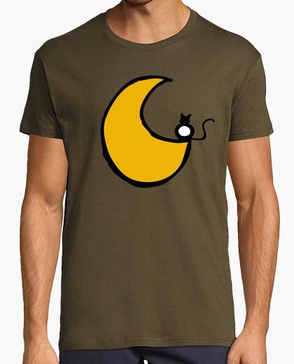 Camiseta Ese gato enamorao de la luna