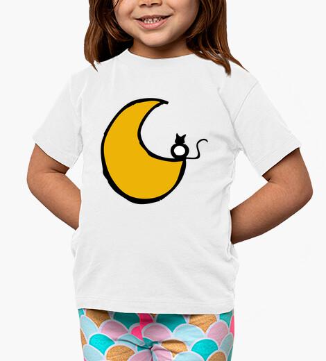 Ropa infantil Ese gato enamorao de la luna