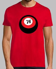 Esfera Año Hombre  76