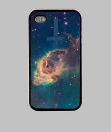 espace croix - iphone 4