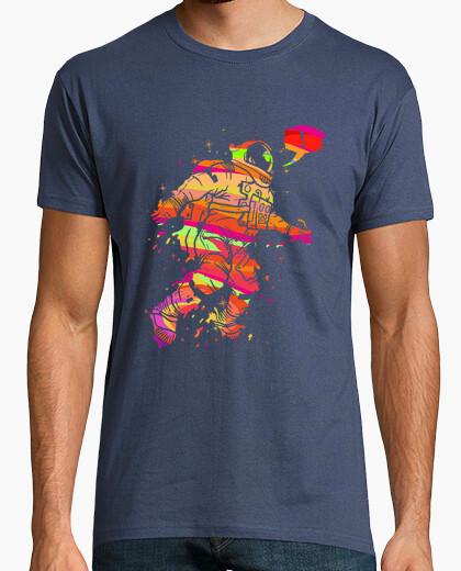 Tee-shirt espacées