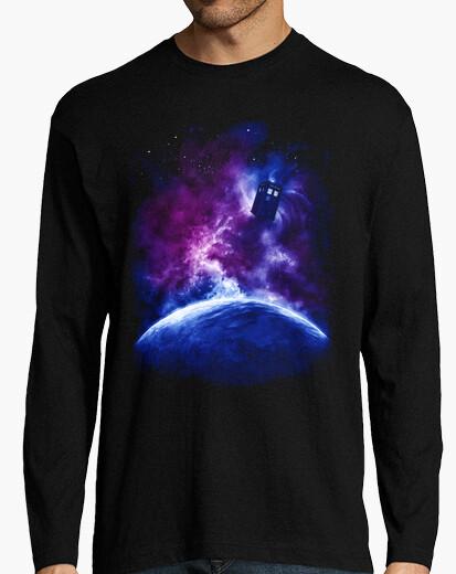 Camiseta espacio y tiempo