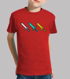 Espadas niveles