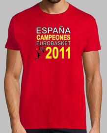 España Campeones Eurobasket 2011