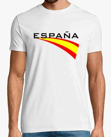 Camiseta España carril