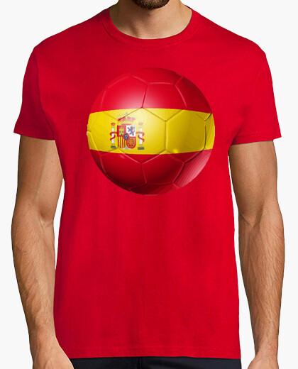 Camiseta España Futbol Eurocopa Español Campeones la Roja España