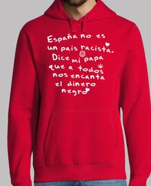 España no es un país racista
