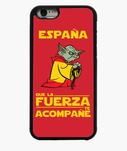 España, Que La Fuerza Te Acompañe, Funda iPhone 6 / 6S 6