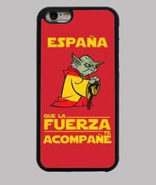 España, Que La Fuerza Te Acompañe, Funda iPhone 6