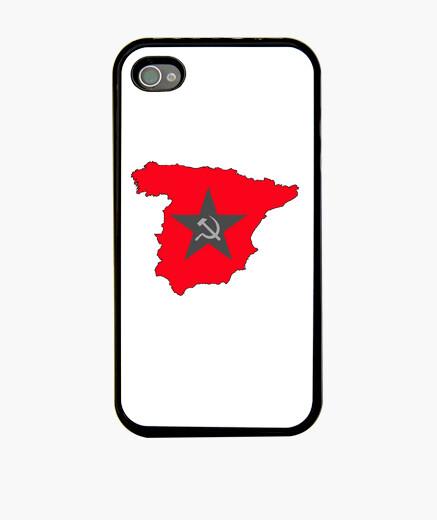 Funda iPhone ESPAÑA ROJA
