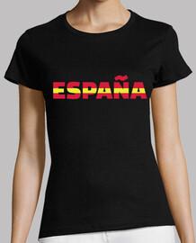España Spain flag