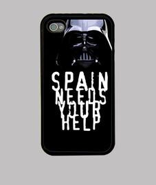 España te necesita