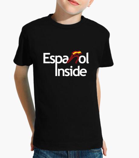 Ropa infantil Español Inside