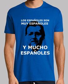 Españoles muy españoles y mucho españole