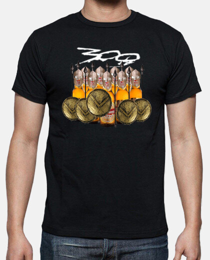 Camisetas ESPARTA 300