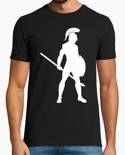 Camiseta Espartano / Soldado / Sombra