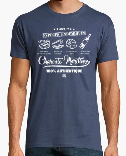 Tee-shirt Espèces endémiques