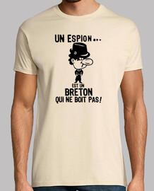 Espion breton humour