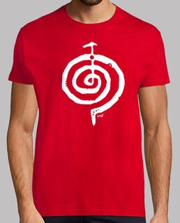 Espiral blanca