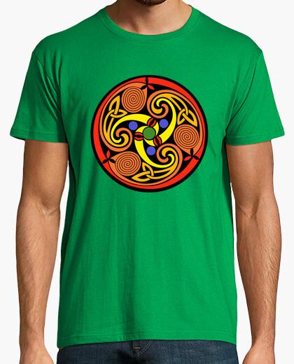 Camiseta Espiral Celta
