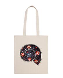espiral galaxia caracol pelota de playa