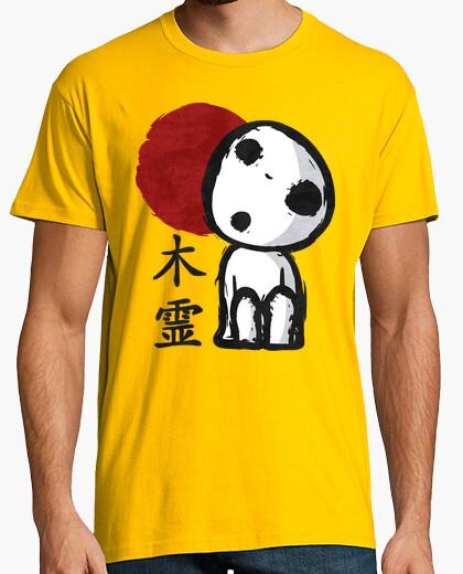 Camiseta Espíritu del árbol (Kodama)