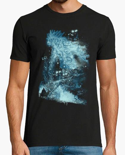 Camiseta espíritu del bosque creciente
