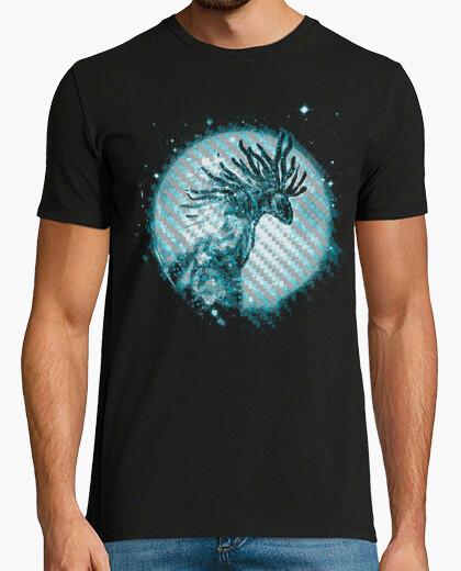 Camiseta espíritu nebulosa bosque