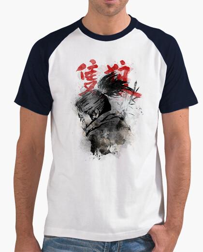 Camiseta espíritu shinobi