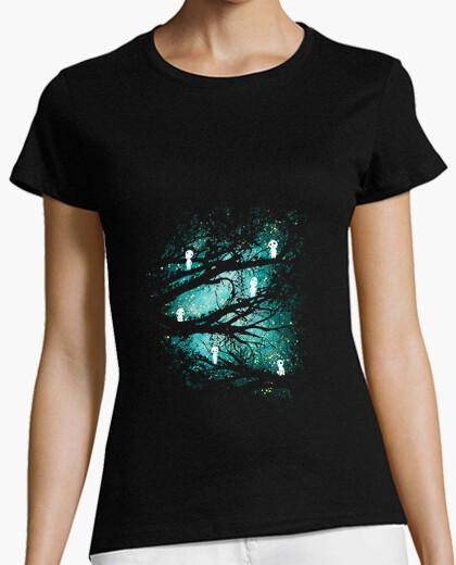 Camiseta espíritus de los árboles