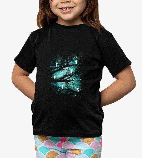 Ropa infantil espíritus de los árboles