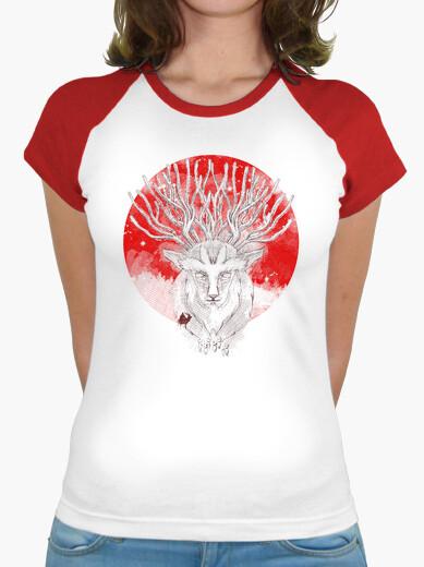 Camiseta espíritus del bosque