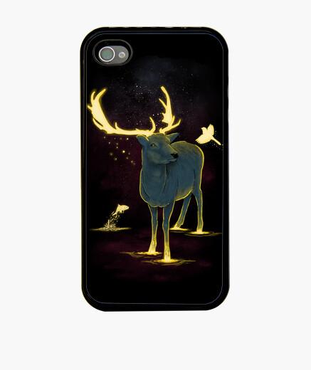 Funda iPhone espíritus eternos