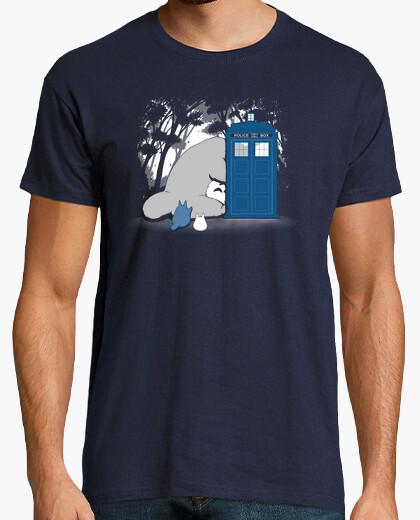 Tee-shirt Esprits de la forêt curieux