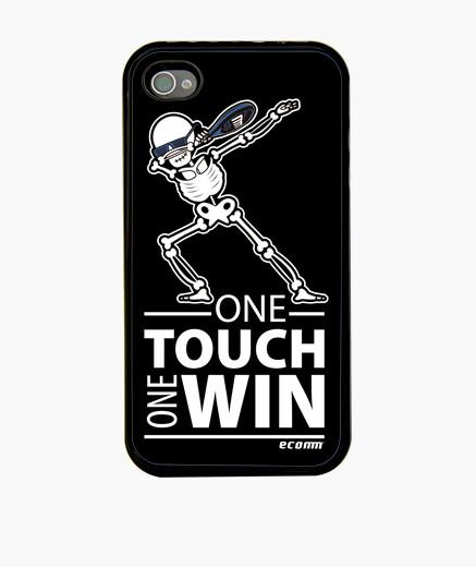 Funda iPhone Esqueleto Dab