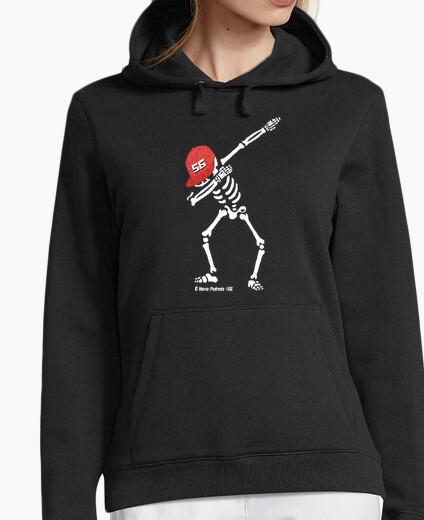 Sudadera Esqueleto Dab 56