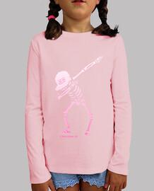 Esqueleto Dab Rosa