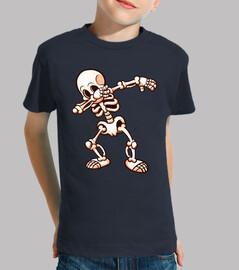 Esqueleto Dabbing Halloween