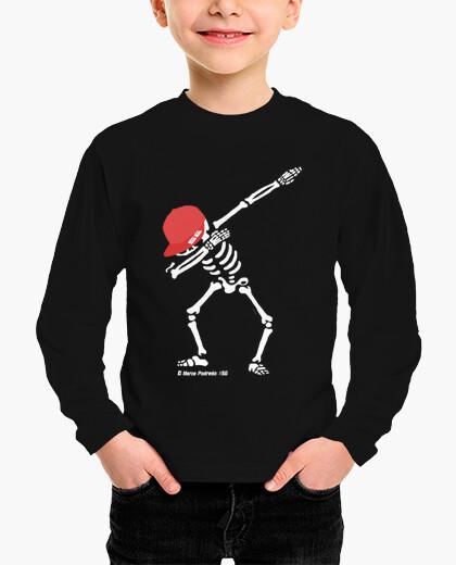 Ropa infantil Esqueleto Molón Dab
