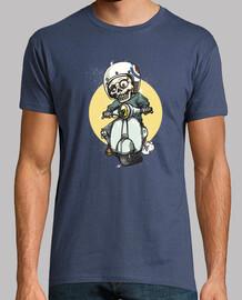 Esqueleto motero