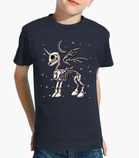 Ropa infantil Esqueleto Unicornio Pegaso Luna y Estre
