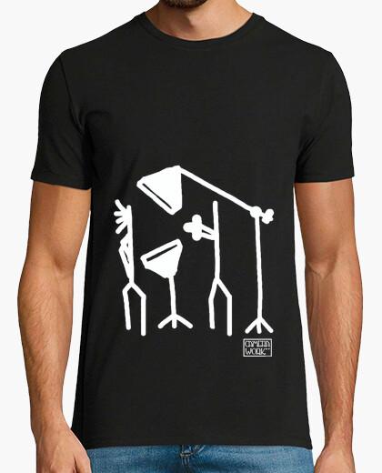 Camiseta Esquema de Luz I Belleza