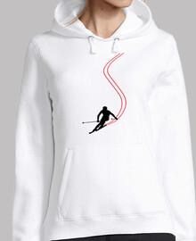esquí - snowboard - montaña