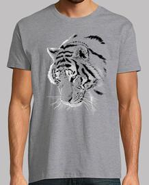 esquisse tigre