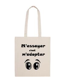 Essayer ...adopter FB sac